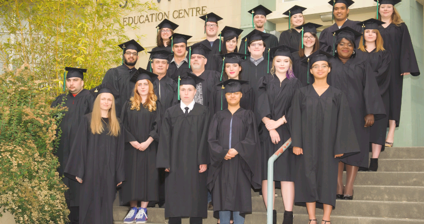 2017 Graduation Class