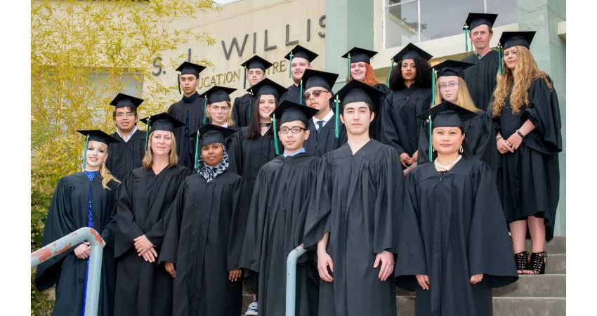 Congratulations Grad Class 2018!